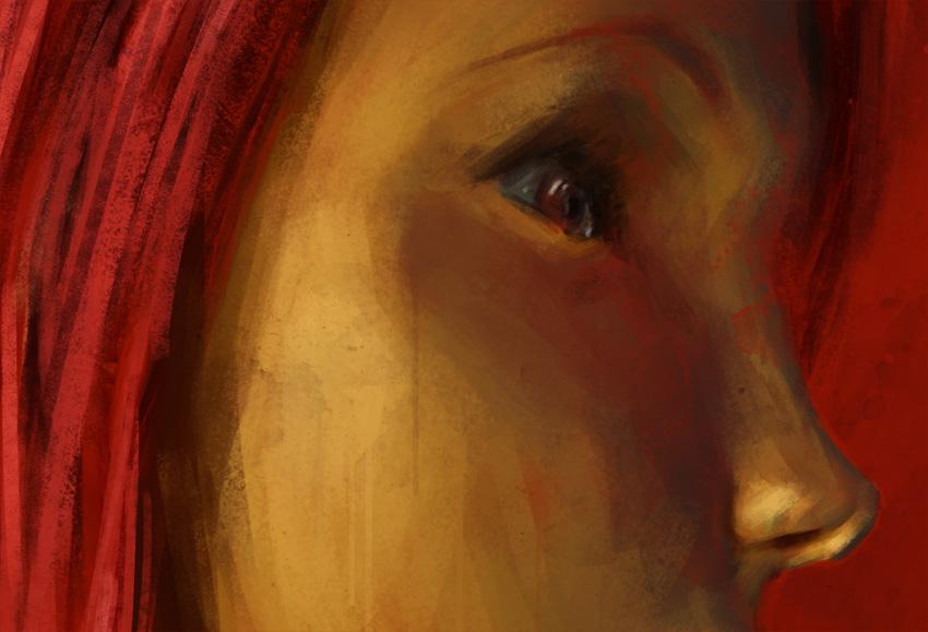 rojo detalle
